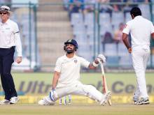 Kohli lights up his home turf Kotla