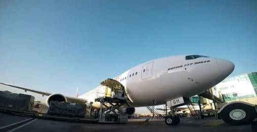 Watch: Enclosed, luxe cabins on this aircraft