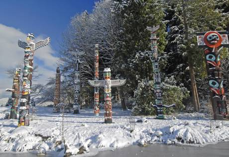Travel: Going native in Vancouver