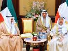 Kuwait Emir receives GCC chief ahead of summit