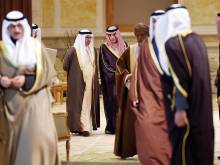 Qatar crisis 'was not discussed by ministers'