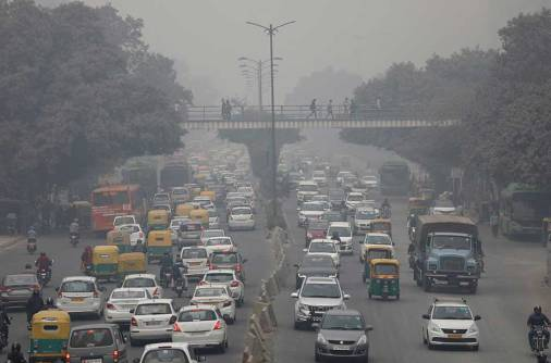On world's first Smog Day, Delhi air 'severe'