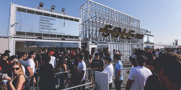 Sole Dxb 2017: 7 things to know this year