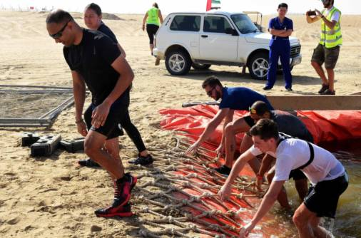 Are you ready for Tough Mudder?