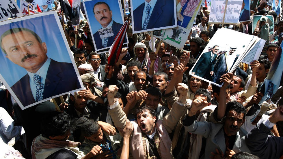 During his three decades as president, Saleh built an extensive network of allies among tribes, the