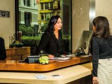 Hotel concierges are not going anywhere