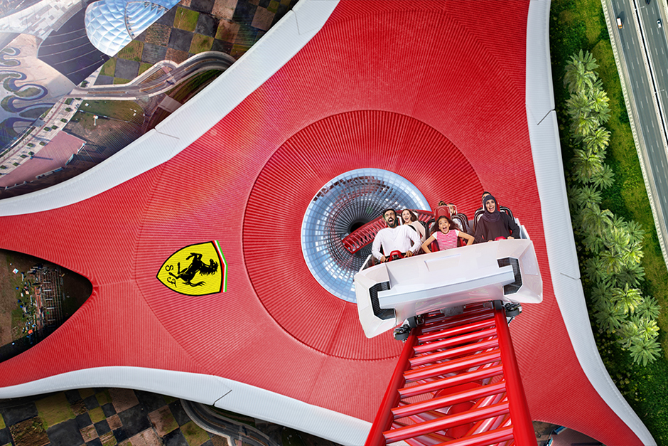tickets ferrari world tour city from abu dubai dhabi word