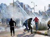 In Pictures: Palestinian clashes over Trump move