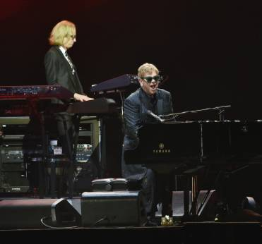 Elton John To Be Continued