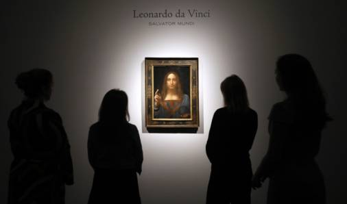 Salvator Mundi will bring art lovers to Louvre