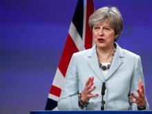 May's EU deal just a pain-reliever on Brexit