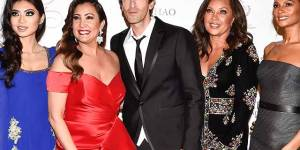 Adrien Brody at the Global Gift Gala