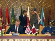 Qatar inks $8b deal to buy Typhoon fighters