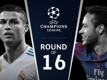 Real Madrid to face PSG in Champions League