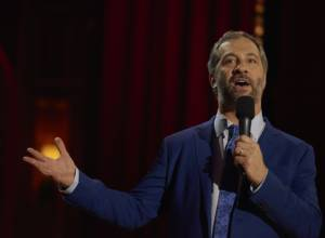 Apatow back to stand-up roots in 'The Return'