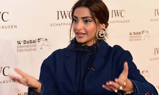 DIFF 2017: Sonam Kapoor is no reluctant feminist