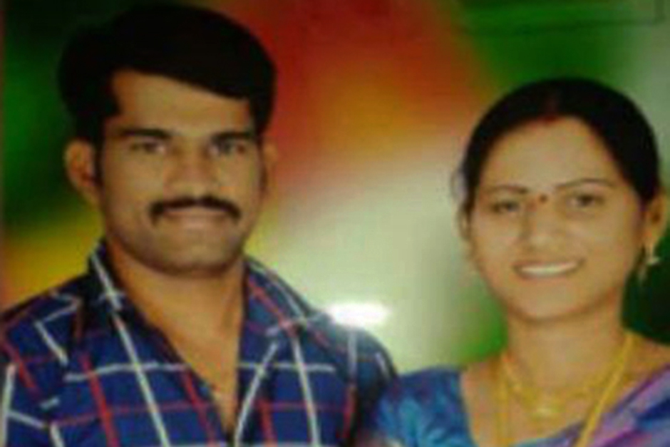 Woman kills husband by paramour's help