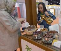 Date palm exhibition opens in Abu Dhabi
