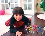 This 6-year-old made $11m in one year