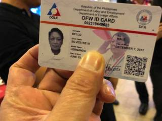 ID for Filipinos out but not for all yet