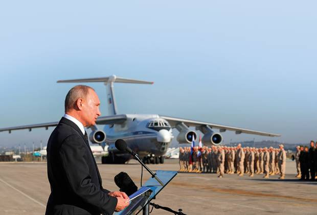 Russia increases clout in the Middle East
