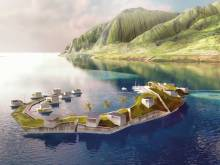 Floating cities begin to take shape