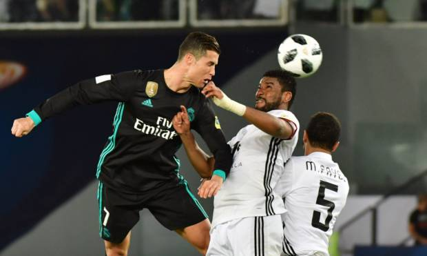 Pictures: Real Madrid rallies to beat Al Jazira