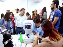 Health camp held for Gulf News employees
