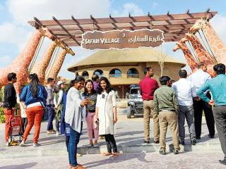Dubai Safari: Monday, Wednesday for families