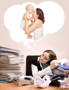 Musings of a new, working mother