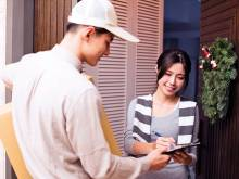 US delivery companies learn to get all personal