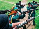 Maoists in Bihar hide in the dense forests of Lakhisarai district.