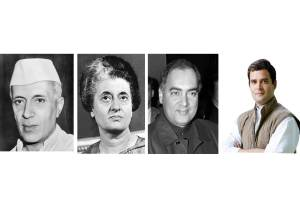 Look: 5 generations of a political dynasty