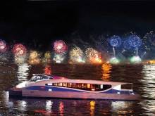 Take a ferry for New Year's Eve spectacle