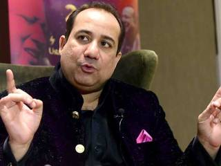 Rahat Fateh Ali Khan's tribute to Nusrat