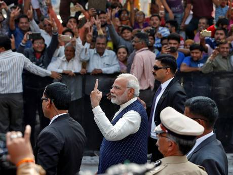 India poll results: BJP ahead of Congress in Himachal