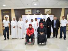 Special needs people to turn ambulance crews