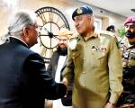 Ex-spy chief of India: Invite Bajwa for talks