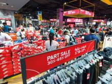Consumers rush to buy electronics ahead of VAT
