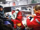First few patients evacuated from east Ghouta