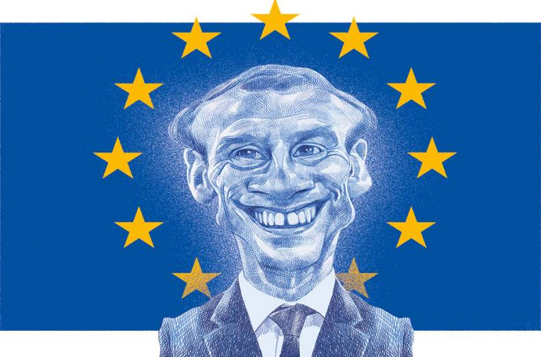 macron-is-uniquely-placed-to-speak-for-europe