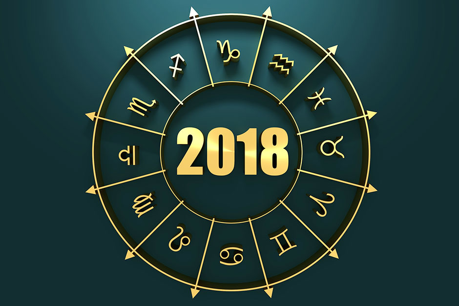 Your horoscope for 2018