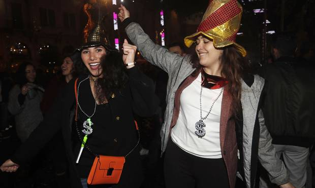 New Year celebrations across the world