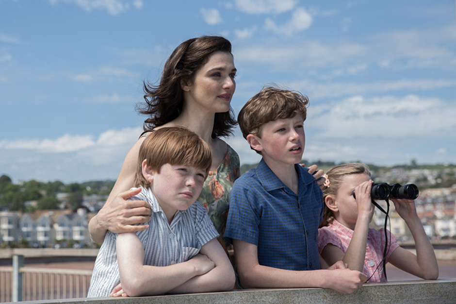 tab Rachel Weisz, Kit Connor, and Eleanor Stagg in The Mercy (2018)