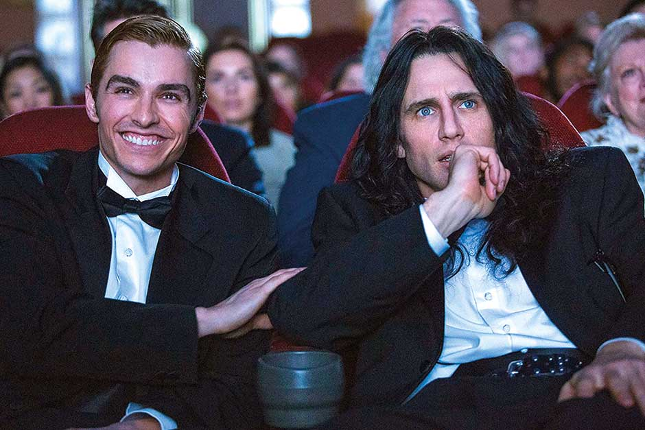 tab James Franco and Dave Franco in The Disaster Artist (2017)
