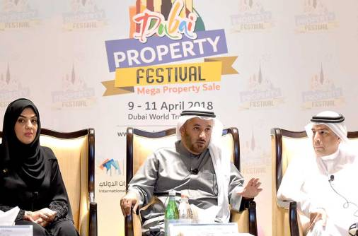Dubai to have 'festival' for property sales too