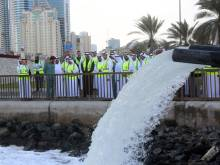 Sharjah launches mobile pumping stations