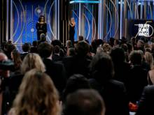 Golden Globes audience drops from 20m to 19m