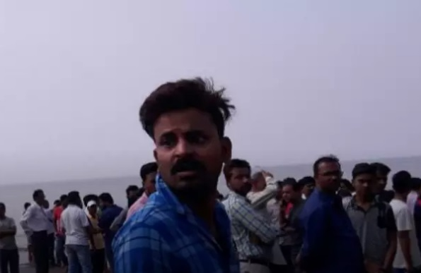 There were at least 40 students on board a boat that capsized off the Dahanu coast in Maharashtra on