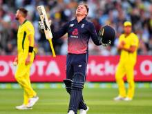 Roy record helps England soar at Melbourne